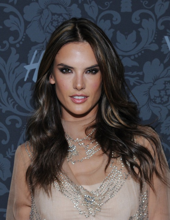 Alessandra Ambrosio: Between The Shows -01
