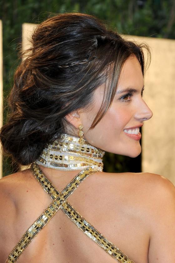 Alessandra Ambrosio – Oscar 2013 – Vanity Fair Party -04