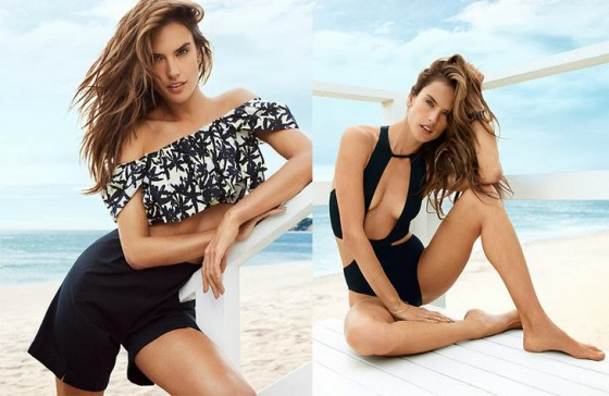Alessandra Ambrosio: The Edit Magazine 2013 -05