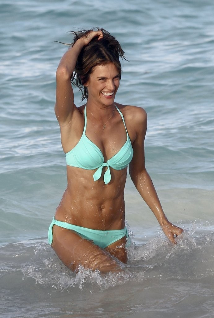 Alessandra Ambrosio 2013 : Alessandra Ambrosio – VS 2013 Bikini Photoshoot -03