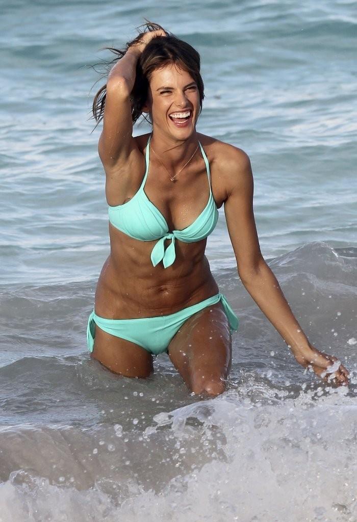 Alessandra Ambrosio 2013 : Alessandra Ambrosio – VS 2013 Bikini Photoshoot -06