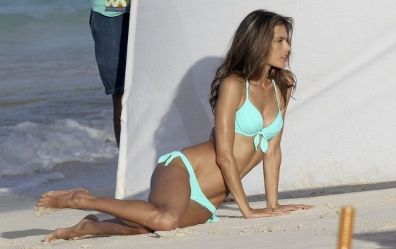 Alessandra Ambrosio 2013 : Alessandra Ambrosio – VS 2013 Bikini Photoshoot -09