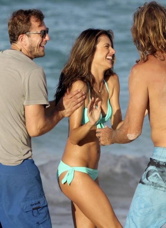 Alessandra Ambrosio 2013 : Alessandra Ambrosio – VS 2013 Bikini Photoshoot -18