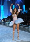 Alessandra Ambrosio - Victorias Secret Fashion Show November 2011-01