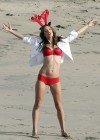Alessandra Ambrosio - Victorias Secret Photoshoot in LA  -01