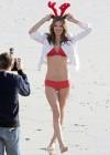 Alessandra Ambrosio - Victorias Secret Photoshoot in LA  -08