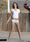 Alessandra Ambrosio - Victorias Secret Photoshoot in LA  -123