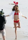 Alessandra Ambrosio - Victorias Secret Photoshoot in LA  -25
