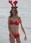 Alessandra Ambrosio - Victorias Secret Photoshoot in LA  -78