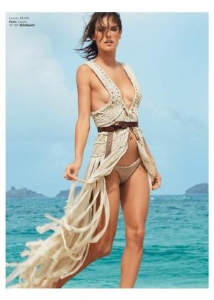 Alessandra Ambrosio: Vogue Brazil 2015 -09