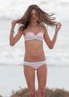 Alessandra Ambrosio - VS Bikini photoshoot  -02