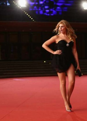 """Alessia Alciati - """"Tre Tocchi"""" Premiere at 9th Rome Film Festival"""
