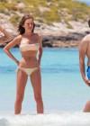 Alessia Tedeschi - Bikini Candids in Formentera - Spain -08