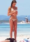 Alessia Tedeschi - Bikini Candids in Formentera - Spain -15