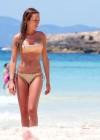 Alessia Tedeschi - Bikini Candids in Formentera - Spain -16
