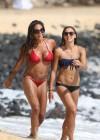 Alex Morgan and Sydney Leroux Bikini Photos: Hawaii 2013 -16