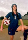 Alex Morgan - ESPN Magazine Photoshoot