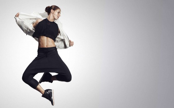 Alex Morgan - Nike Women's (Spring-Summer 2013) Look Book
