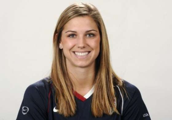 Alex Morgan 2012 : Alex Morgan and Hope Solo Hot Photos -13