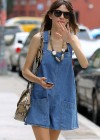 Alexa Chung - Out for Lunch in SoHo