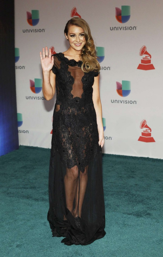 Alexa Vega - 15th Annual Latin Grammy Awards