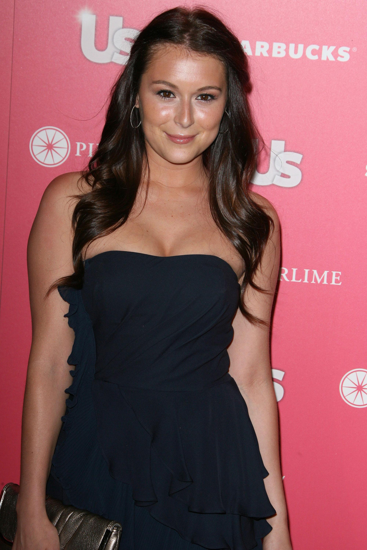 Alexa Vega at US Weekly Hot Hollywood Party - Full Size ...