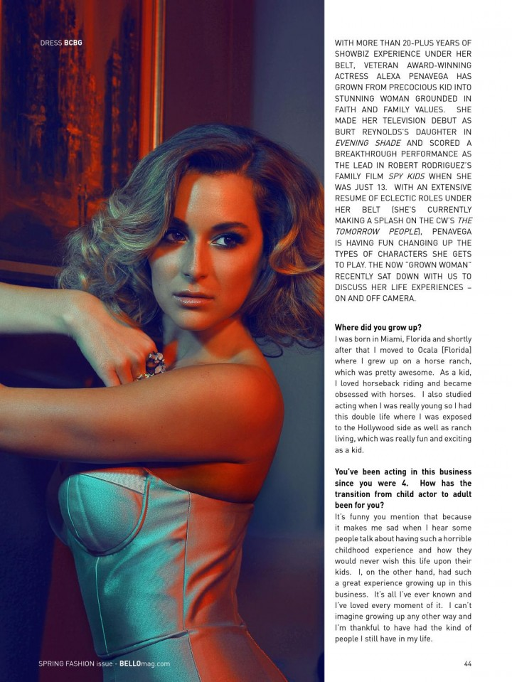 Alexa Vega: Bello Magazine -03