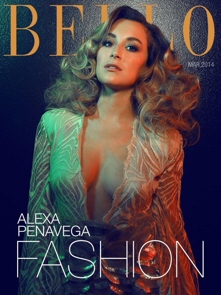 Alexa Vega: Bello Magazine -05