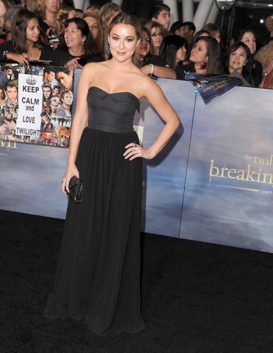 Alexa Vega – The Twilight Saga Breaking Dawn 2 premiere in LA-13