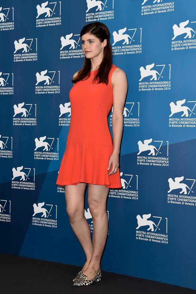 "Alexandra Daddario – ""Burying The Ex"" Photocall in Venice"