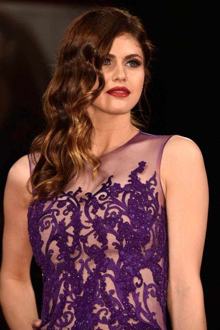 "Alexandra Daddario – ""Burying The Ex"" Premiere in Venice"