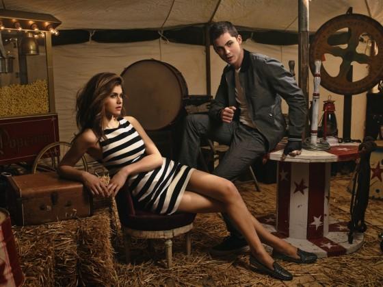 Alexandra Daddario: John Russo photoshoot (Fall 2013) -09