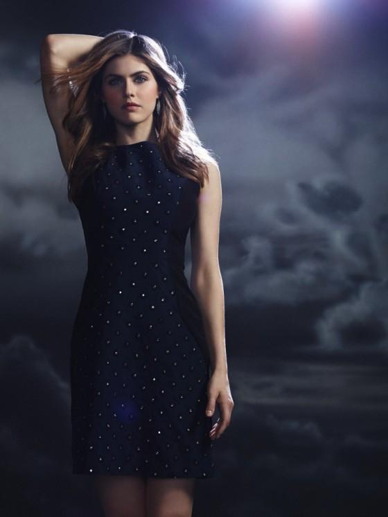 Alexandra Daddario: John Russo photoshoot (Fall 2013) -15