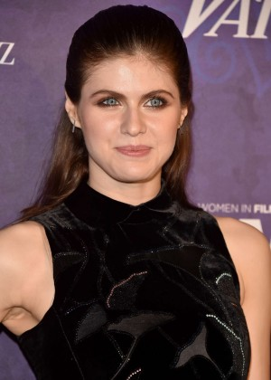 Alexandra Daddario - 2014 Variety and Women in Film Emmy Nominee Celebration in West Hollywood
