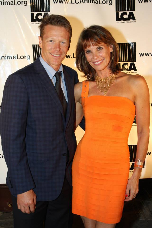 Alexandra Paul - Last Chance for Animals 30th Anniversary Gala