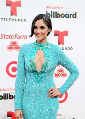 Alexandra Pomales - 2014 Billboard Latin Music Awards