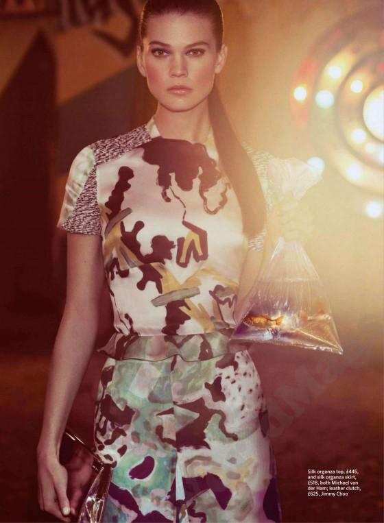 Alexandra Tomlinson – Marie Claire UK 2013 -11
