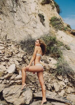 Alexis Ren: Bryant Eslava Bikini Shoot -01