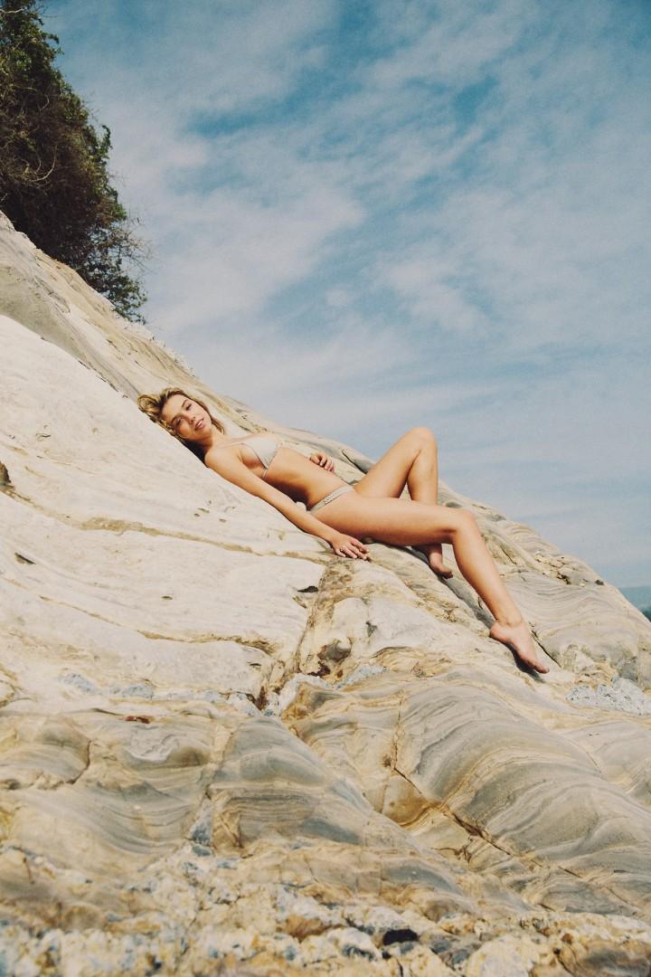 Alexis Ren: Bryant Eslava Bikini Shoot -04