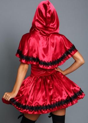 Alexis Ren: Love Culture Halloween Costume Shoot 2014 -09