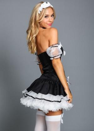 Alexis Ren: Love Culture Halloween Costume Shoot 2014 -114