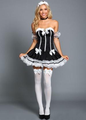 Alexis Ren: Love Culture Halloween Costume Shoot 2014 -120