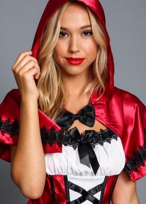 Alexis Ren: Love Culture Halloween Costume Shoot 2014 -125