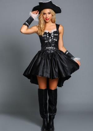Alexis Ren: Love Culture Halloween Costume Shoot 2014 -20