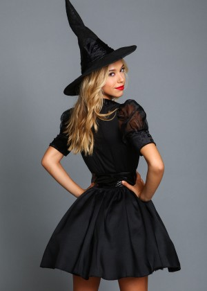 Alexis Ren: Love Culture Halloween Costume Shoot 2014 -25