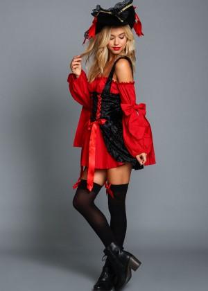 Alexis Ren: Love Culture Halloween Costume Shoot 2014 -32