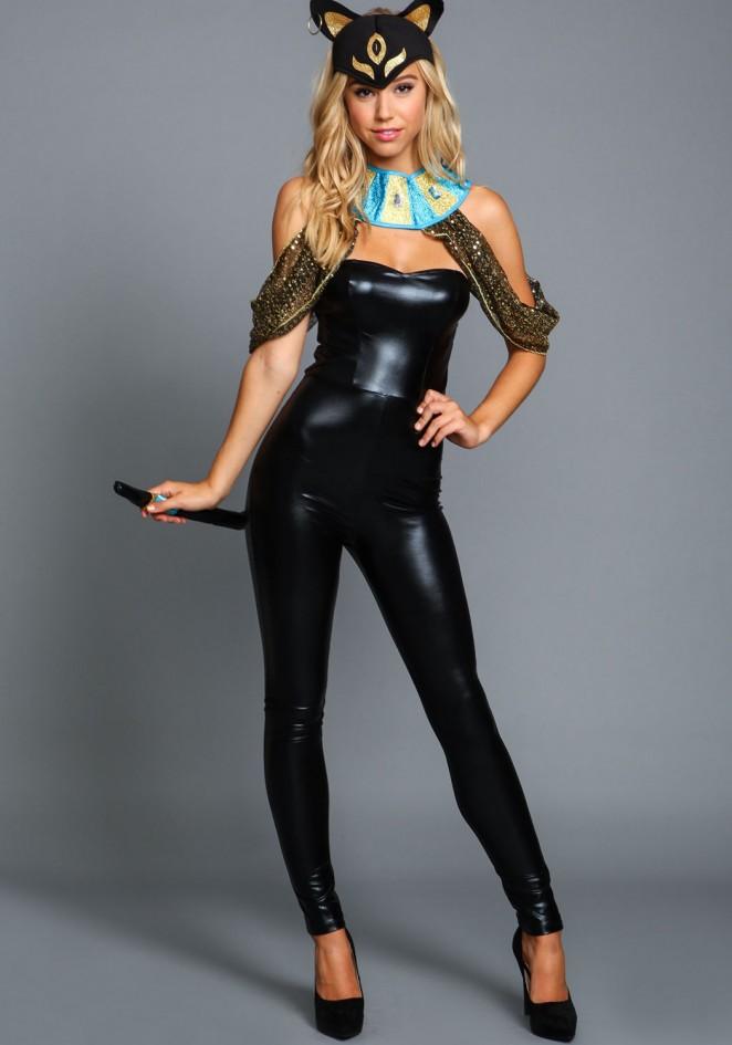 282f708b6b8 Alexis Ren: Love Culture Halloween Costume Shoot 2014 -41   GotCeleb