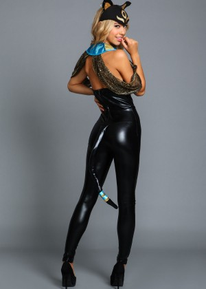 Alexis Ren: Love Culture Halloween Costume Shoot 2014 -86