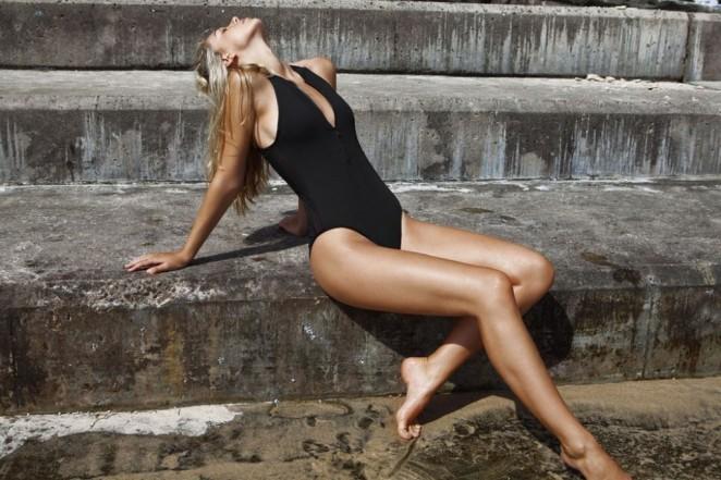 Alexis Ren - First Base Sports & Swimwear Photoshoot 2014