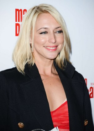 Ali Bastian - Made in Dagenham Press Night in London